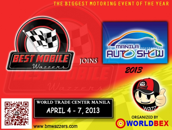 BEST MOBILE WAZZERS TO JOIN MIAS 2013