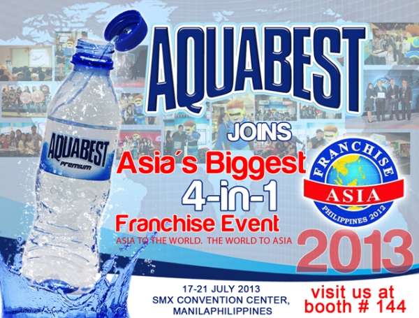 AQUABEST GEARS UP FOR EXPANSION